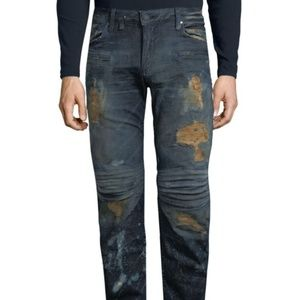 Robin's Jean Motard in Las Vegas Color $594 NWT